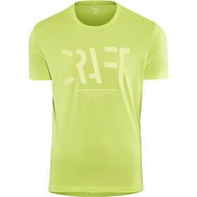 Craft Eaze Mesh T-shirt Heren, lime